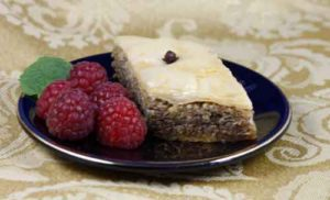 This is delicious baklava by Wilma in Denver, CO. Read the customer reviews.